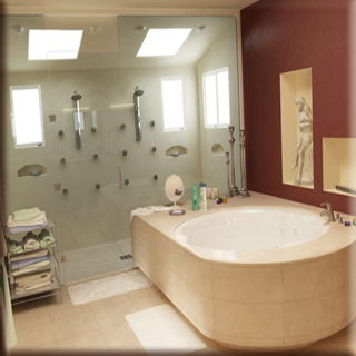 Free Estimate Bathroom Renovation in Palm Beach  working crew